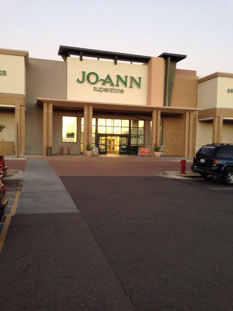 Jo ann fabric and craft stores fabric stores 1717 n for Joann craft store near me