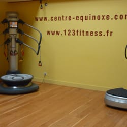 Imoove et Power plate