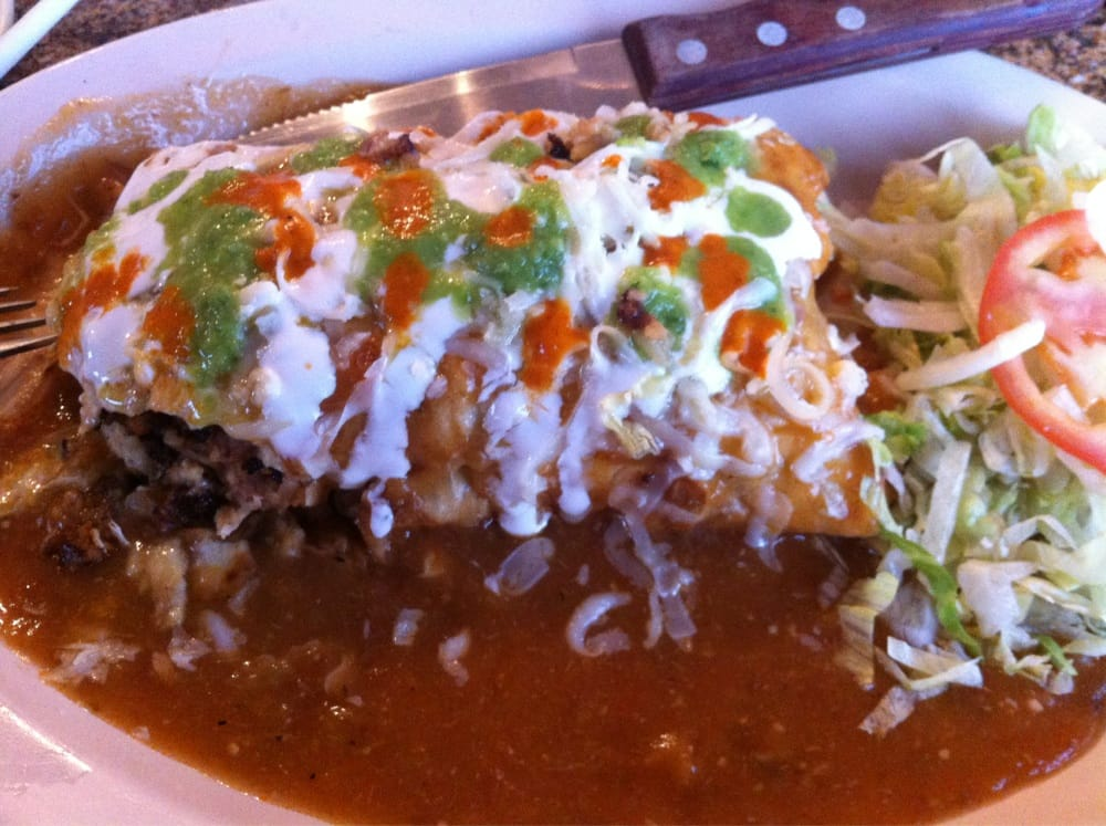 o 5 Best Places to Get Smothered Burrito in Denver