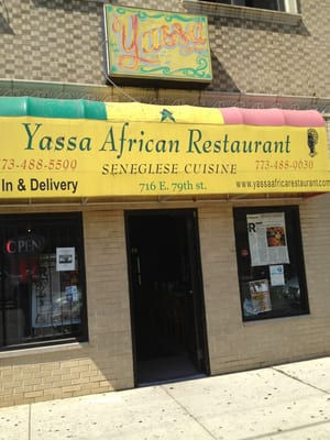 Yassa african restaurant chatham chicago il yelp for African cuisine chicago