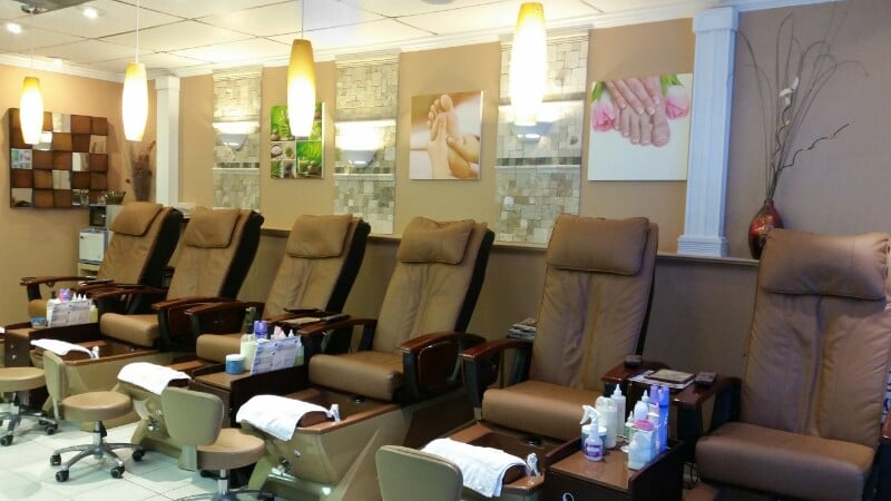 Sea star nails spa nail salons brick nj reviews for 5 star nail salon