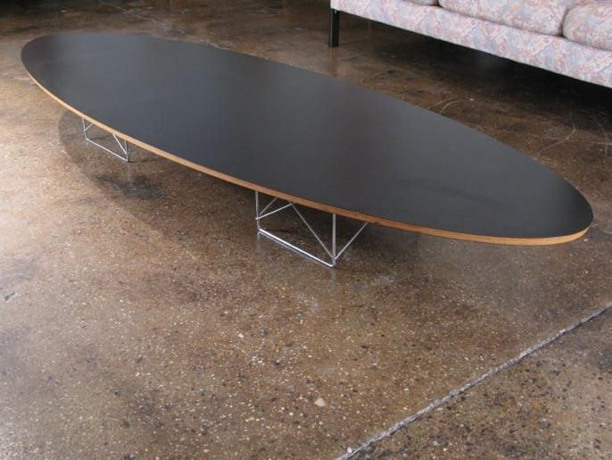 American Modern Eames Surfboard Coffee Table Yelp