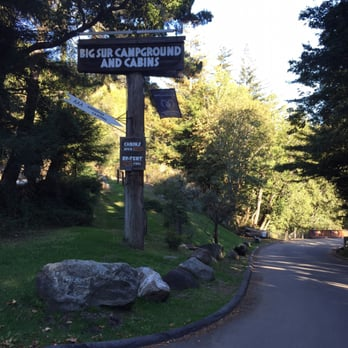 Big sur campground and cabins 100 photos hotels for Cabine big sur california