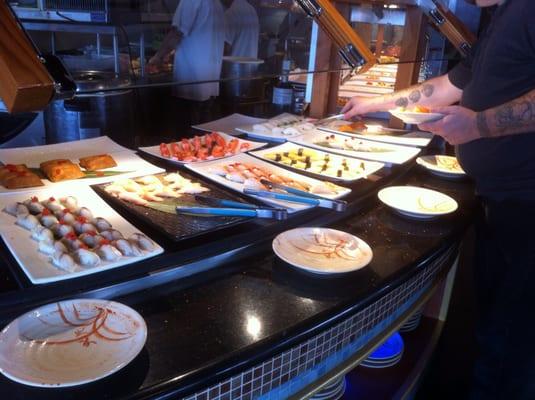 Mika japanese buffet federal way wa united states yelp - Mika japanese cuisine bar ...