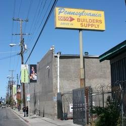 Pennsylvania Building Supply Los Angeles