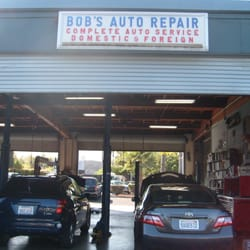 Bob s auto repair fremont ca yelp for Fremont motors service department