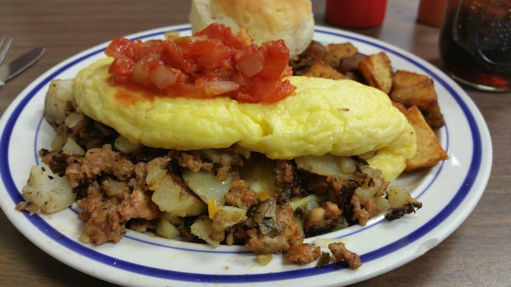 Southwestern Omelet   Yelp