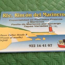 El Rincon de Juan Carlos, Puerto de Santiago, Santa Cruz de Tenerife, Spain