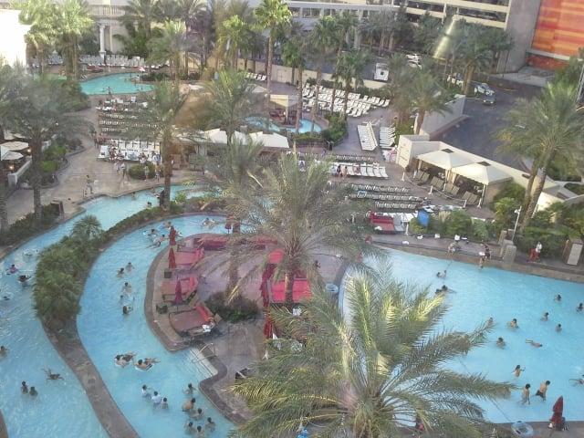 Monte Carlo Hotel Pool Monte Carlo Hotel And Casino