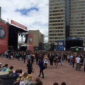 Boston Calling Music Festival - Boston, MA, États-Unis. A beautiful day for music. #bostoncalling