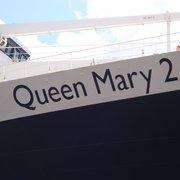 Queen Mary II, Hamburg, Germany