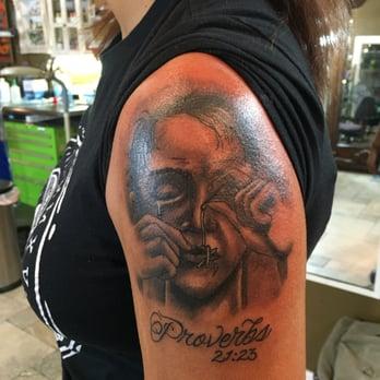 Calaveras custom tattoo 19 photos tattoo downtown for Tattoos san antonio tx