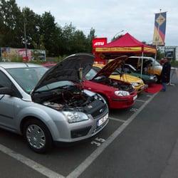 Motor-Innen-Reinigung