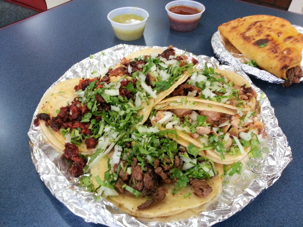 Alexs Tacos - Pomona CA United States Diabetes plate