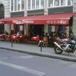 Tesoro d'Italia, Paris, France
