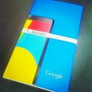 Welch ein Glück, das letzte Nexus5…