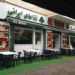 El. Reda Restaurant, Berlin