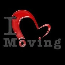 I Love International Movers logo