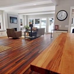 Viridian reclaimed wood flooring north portland for Reclaimed flooring portland