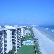 Southpoint Condominiums - View from condo looking North - Ponce Inlet, FL, Vereinigte Staaten