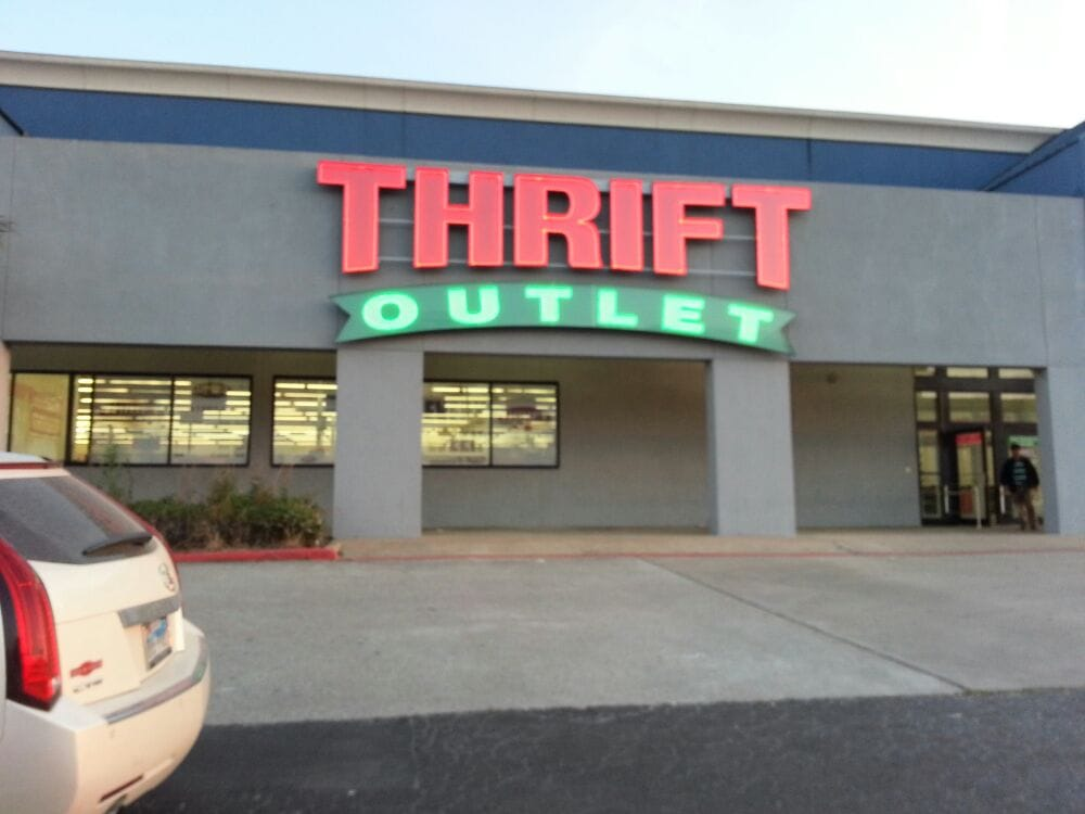 Thrift Outlet - Thrift Stores - South Belt/Ellington - Houston, TX ...