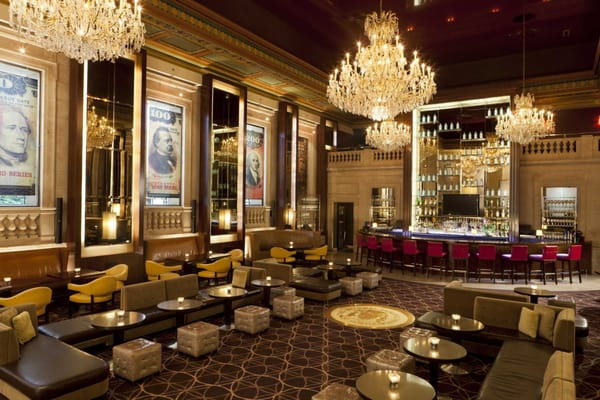 Top Restaurants Boston Financial District