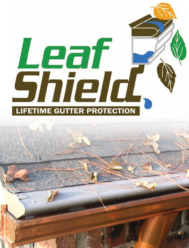 With Leaf Shield You Can Enjoy Clean Gutters Forever