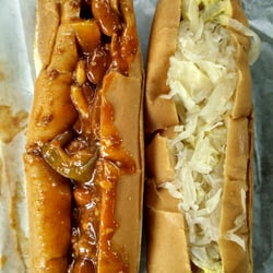 Elliot S Hot Dogs Lowell