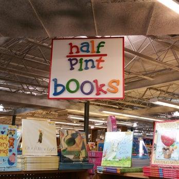 Half Price Books Dallas Cafe
