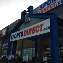 Sport Direct, London