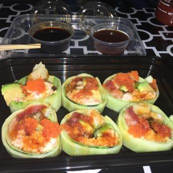 Yellowfish sushi 390 photos 305 reviews sushi for Fish store san antonio