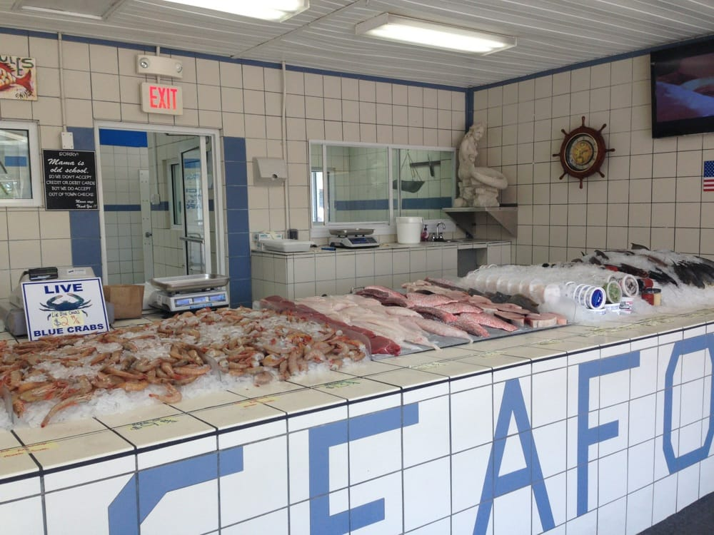 Sexton s seafood seafood markets destin fl united for Where can i buy fresh fish near me