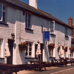Puffing Billy Inn, Exeter, Devon