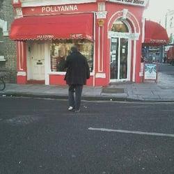 Pollyanna, London