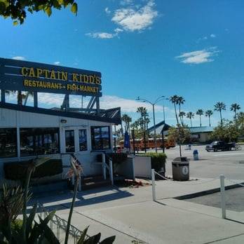 Captain kidd s seafood markets redondo beach ca for Redondo beach fish market