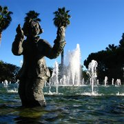 Parc Phoenix, Nizza, Alpes-Maritimes, France