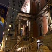 The Inn at The Union League - Philadelphie, PA, États-Unis. Front entrance