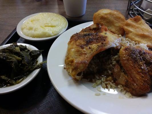 Silver Sands Soul Food Restaurant