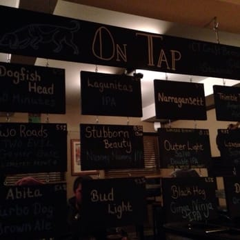 The Blue Hound Cookery Tap Room Ivoryton Ct
