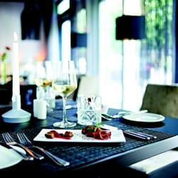 Restaurant Z im Hotel Zugbrücke Grenzau