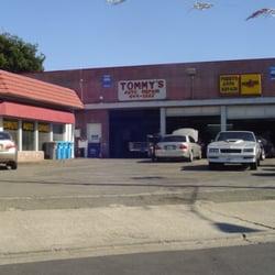 Tommy's Auto Repair - Vallejo, CA | Yelp