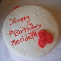 Birthday Cake £35.00