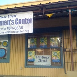 Martinez Street Women's Center logo