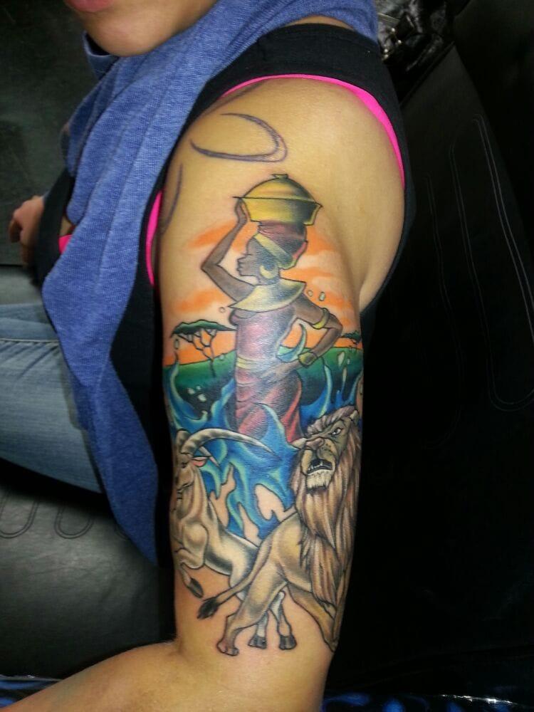 Ultimate arts tattoo tattoo carpenter ridgeway for Tattoo madison wi