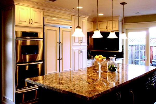 Kitchen Cabinets and Bath  Rosemead, CA, United States Creme white