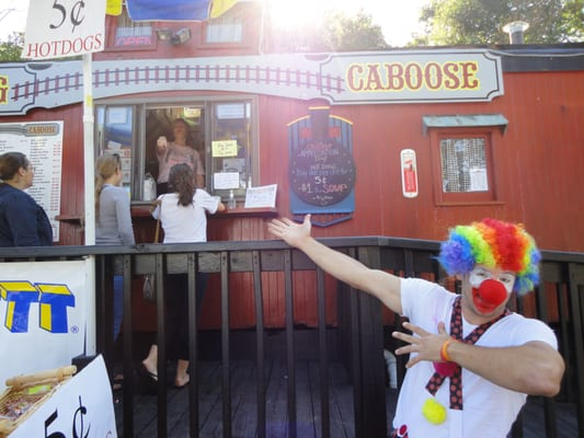 Hot Dog Caboose Midland Park Nj