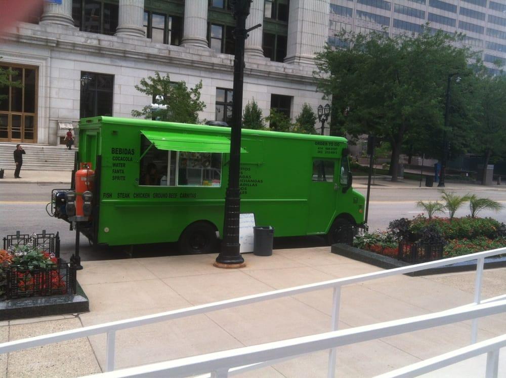 margarita paradise food truck food trucks east town