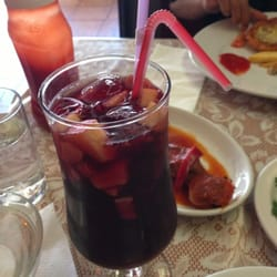 Sangria!!  Very refreshing :-)