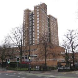 Owen's Park Tower, Manchester