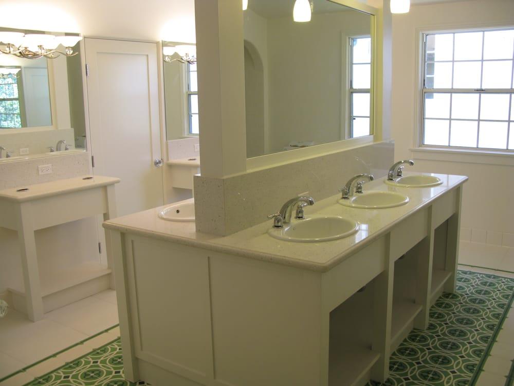 Sorority house bathroom yelp for Bath remodel temecula
